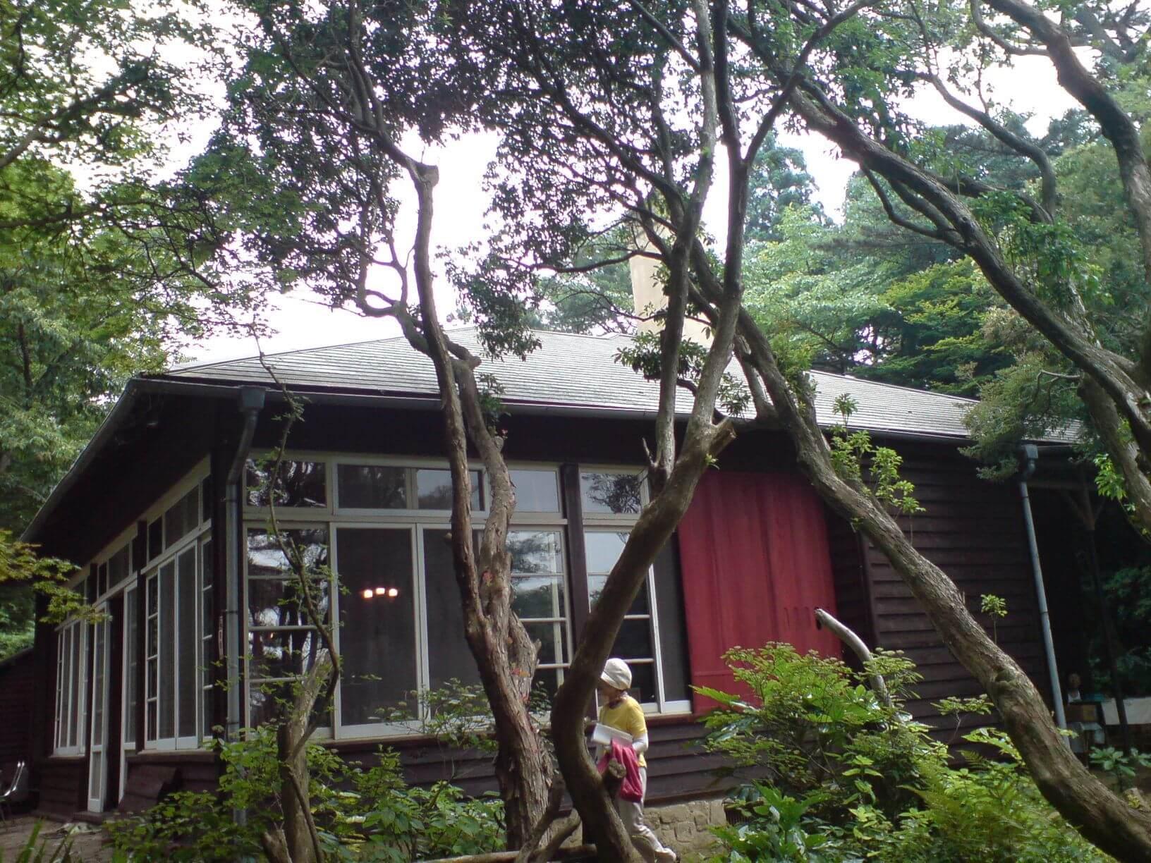 日本神戶六甲山莊