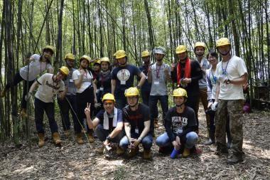 8月23-24日 自然谷「山居生活」生態工...
