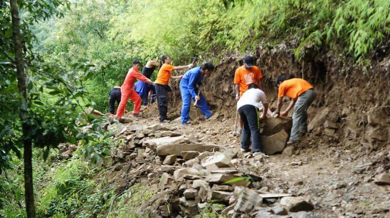 喜馬拉雅山腳下的樂活新體驗:從一條防火線到尼泊爾新女性!