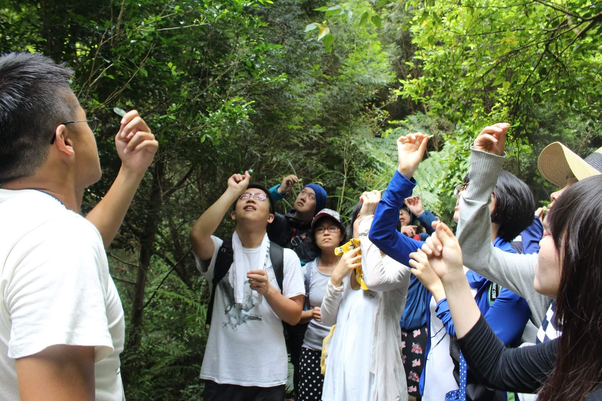 自然谷環境教育