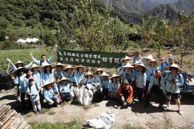 2014台灣環境資訊協會-太魯閣保育工作假...