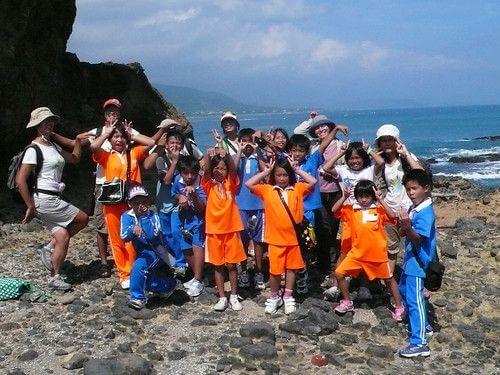 從孩子的眼中記錄自然與部落 自然偵探隊成功...