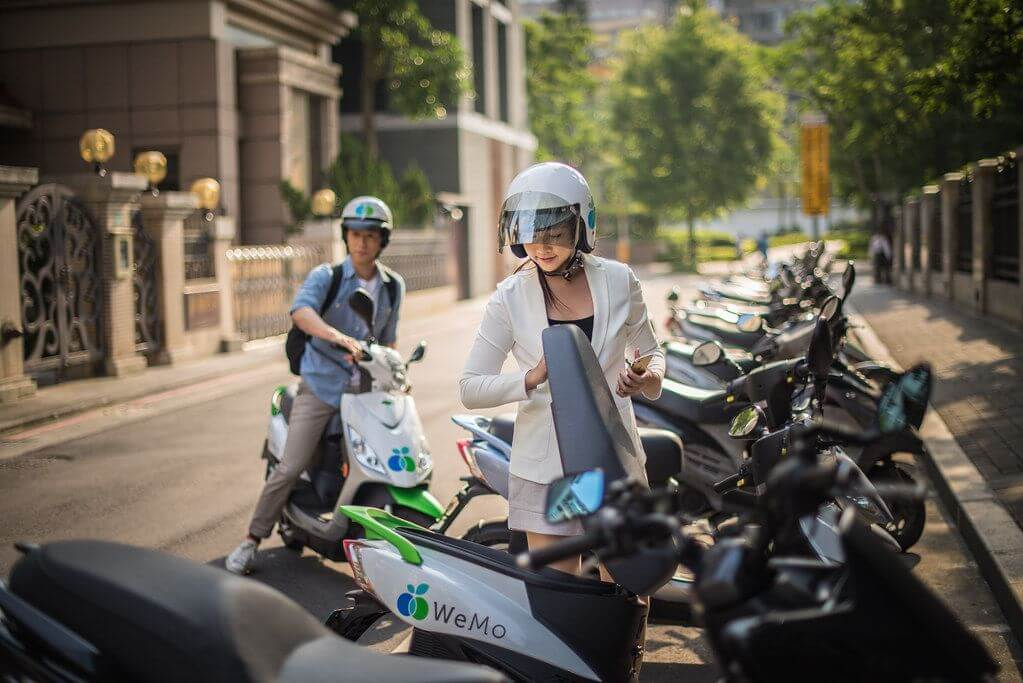 騎車不買車,台北綠色運輸新選擇!跟著學姐愛...