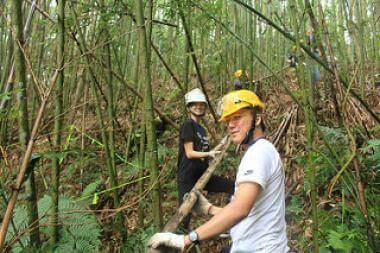 招募環境志工 攜手護新竹自然谷