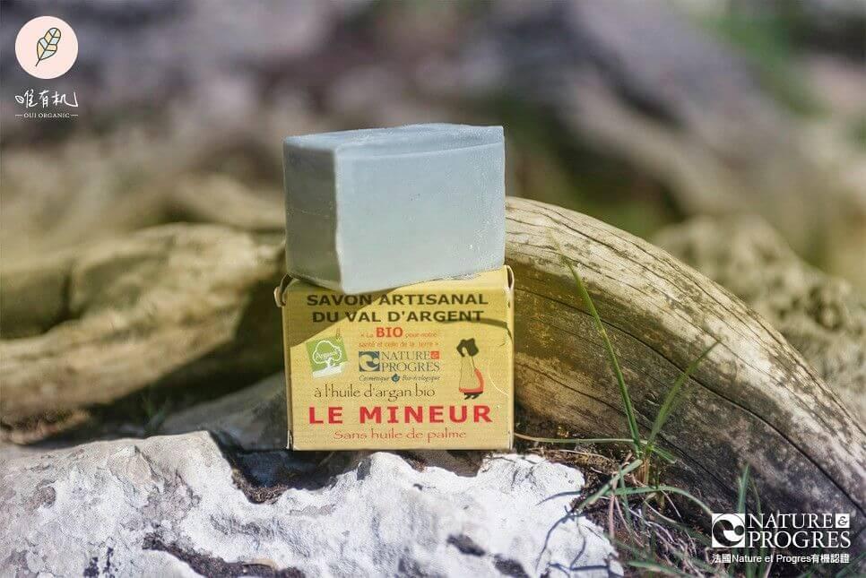 通過有機市場嚴格認證 孕婦也能用的浮日皂