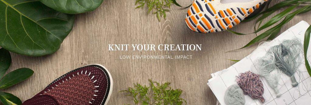 非針織鞋不賣!減少製程廢料,兼顧時尚與環保