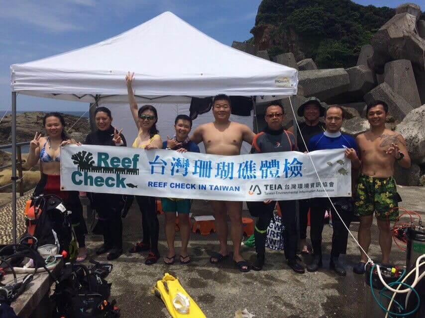 2019番仔澳珊瑚礁體檢成果報告