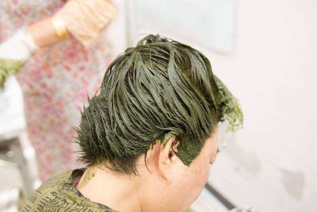 染髮以外的選擇 重拾印度古法 「草本增色」...