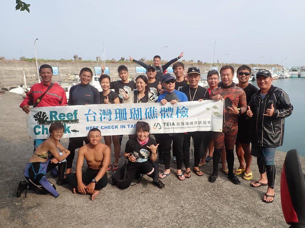 2019小琉球珊瑚礁體檢成果報告