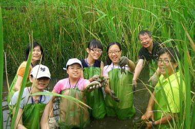 2012陽明山生態工作假期