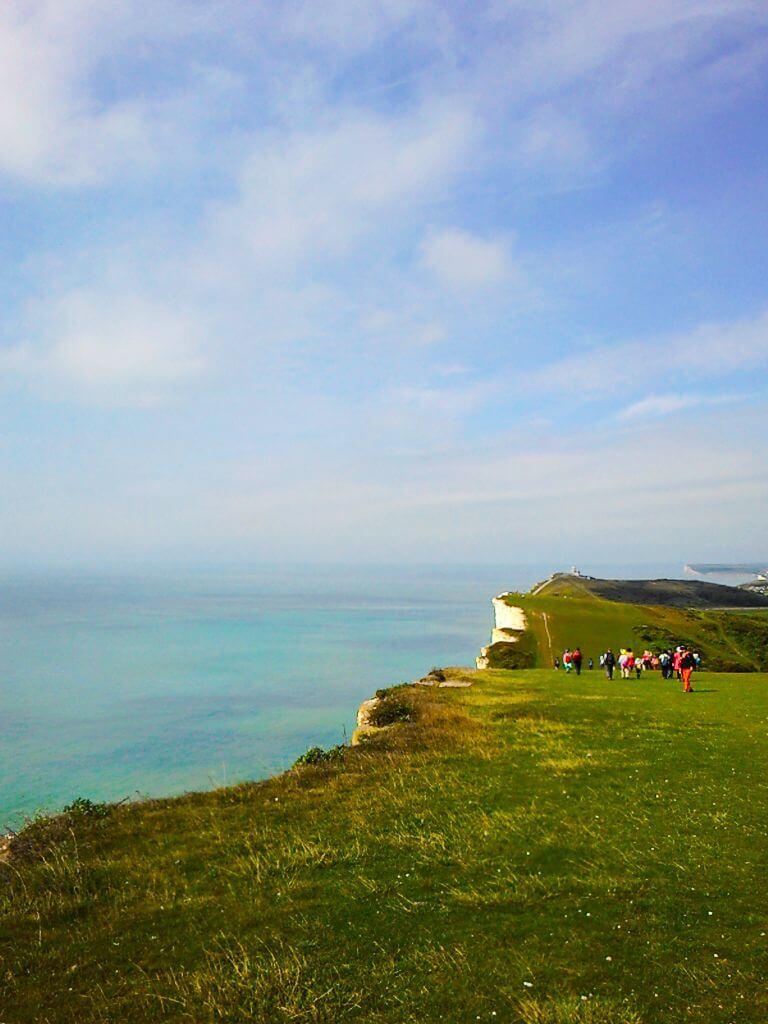 海岸線的環境信託 英國海神計畫