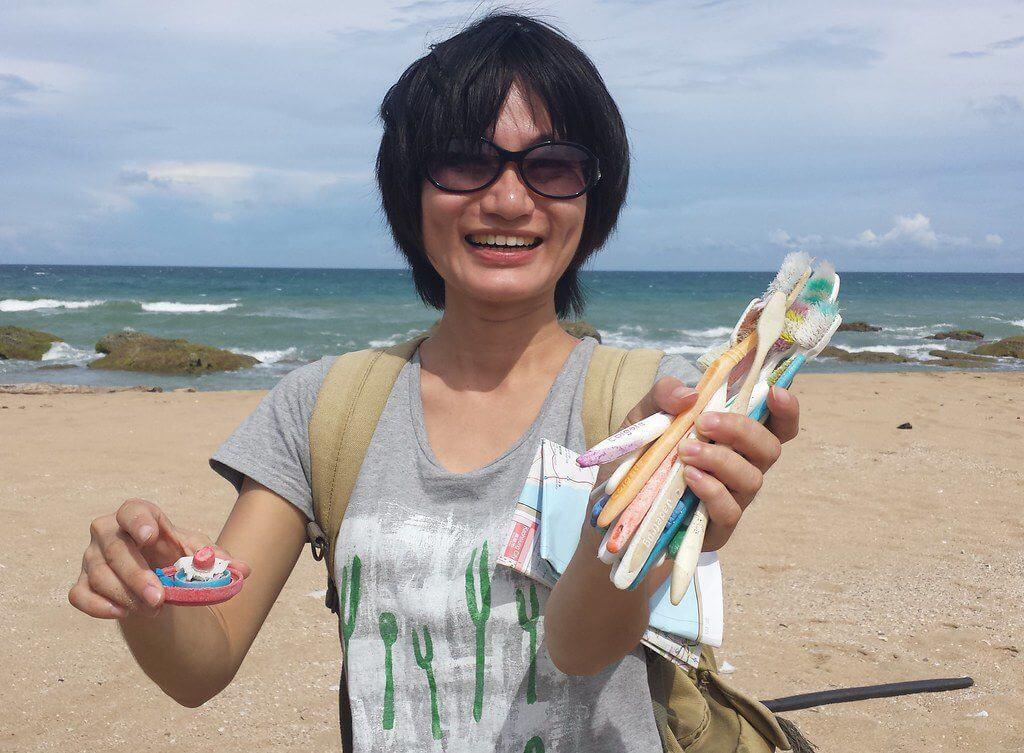 用環保竹牙刷,過無塑綠生活