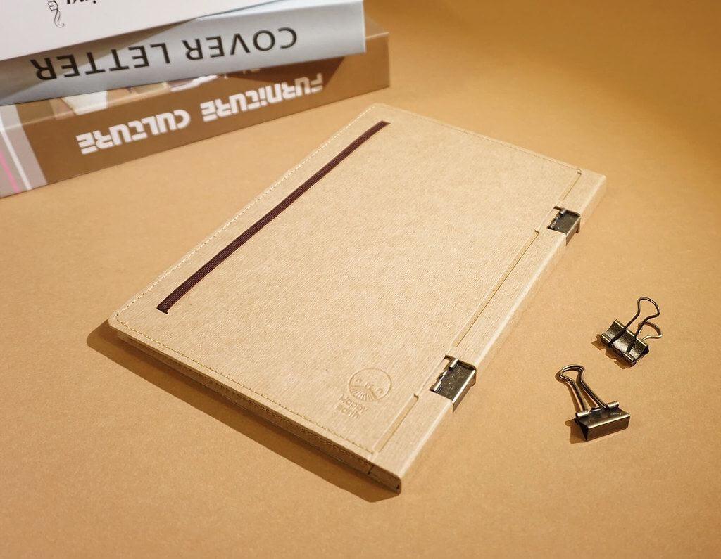 「我廢我驕傲」單面紙專用 只賣外殼的筆記本