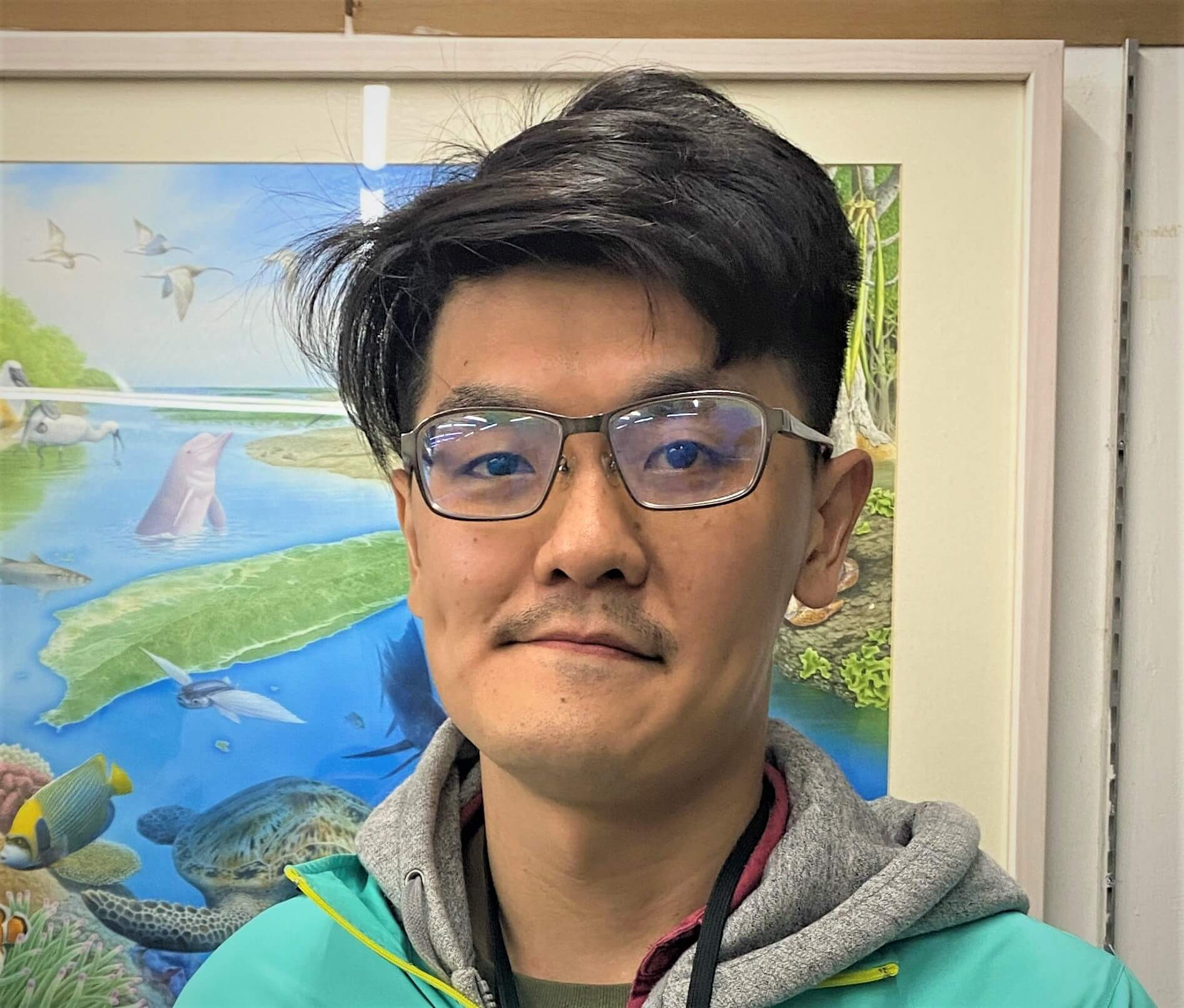 陳俊男 隊長