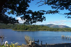 綠色旅行,讓美麗國度永存—英國坎布里亞郡湖...