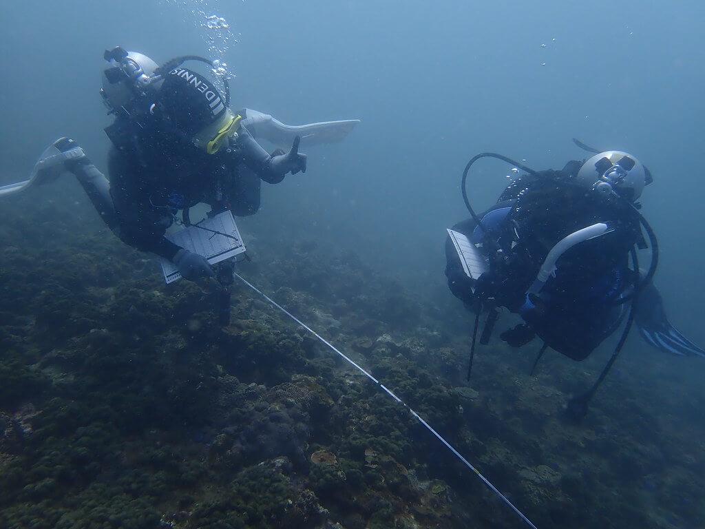 2020 龍洞1.5號珊瑚礁體檢成果報告