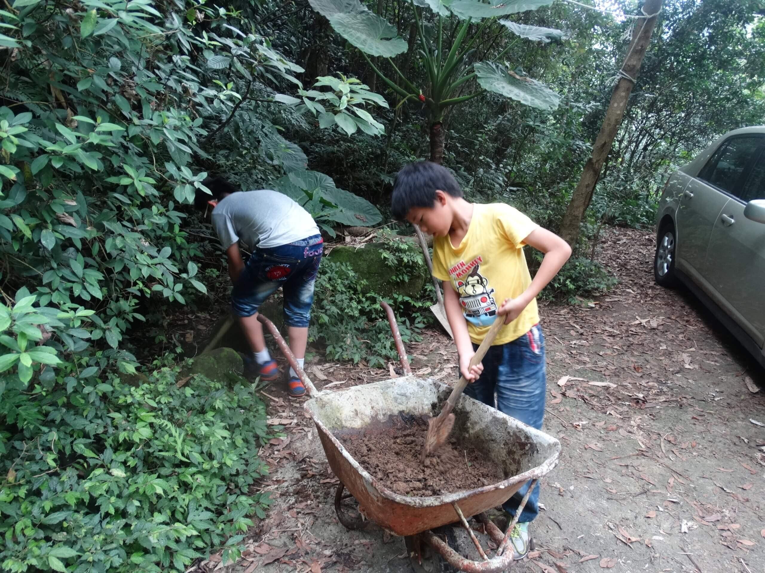「團隊建立與心靈成長談永續」志工課程記錄3